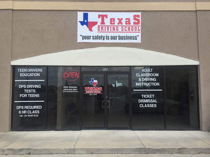 TEXAS DRIVING SCHOOL is a family owned business serving the driver  education needs of Corpus Christi, Texas and surrounding areas for over 15  years.
